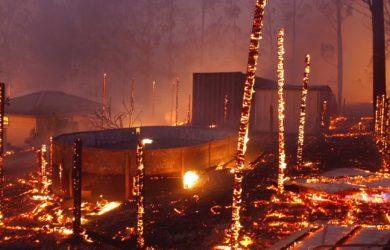 Australian-bushfires